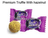 Premium Truffle with Hazelnut