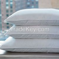 microfiber pillow for home or hotel use
