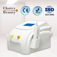 Portable 1064nm 532nm Q Switch Nd yag Laser Tattoo Removal