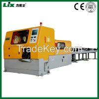 cutting machine, pipe cutting machine, tube cutting machine, solid bar cutting machine,
