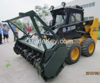 HCN 0513 series skid loader forest mulcher for sale