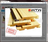 Highly profitable business on export of timber products