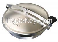 Non-Pressure Stainless Steel Round Manways
