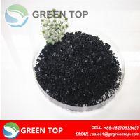 Super potassium humate 60-65% black shiny flake&granules&powder