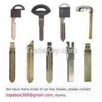 Car Key Blade Flip Key Blade Suitably to All Car Keys