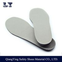 High Quality 2016 Hot Sale PU Kevlar Anti-Penetration Insole With EN12568 Standard