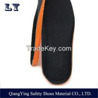 Removable Anti Perforation Steel Insoles With EVA Foam For Safety Shoes