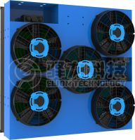 Auto Temperature Control System-Electric Drive Fan Cooling System for city bus fleet