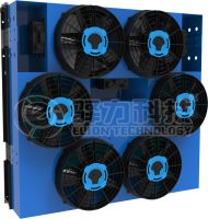 Thermal System-Electric Drive Fan Cooling System for city bus fleet