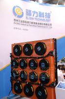 445KW IP65 Diesel Generator Set Water Cooled Radiator