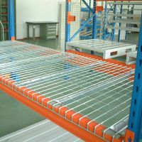 With CE Dexion Warehouse Storage Selective Pallet Rack & Pallet Racking System