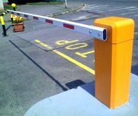 Easy Installation Highway Swift Traffic Barrier Gates 1.4 Seconds , High Speed Road Barrier Gate