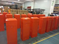 Low Cost Arm Drop Barrier ,Highway Toll Gate Barrier with Photo Cell Sensors