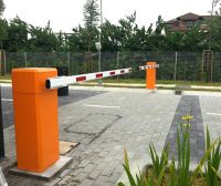 Automatic Vehicle Access Control Toll Barrier Gate For Car Access Management
