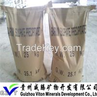 Name of Product: Barium
