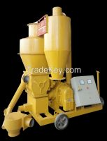 grain cereals crusher vacuum machine