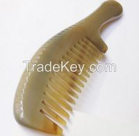 White Buffalo OX Bull Horn Combs Thanksgiving Gifts
