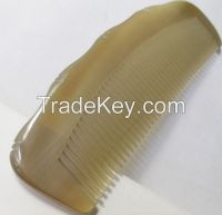 White Buffalo Horn Combs Mother Gifts