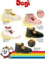 Leather Kids Children Shoes