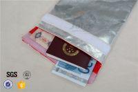 27x17cm Fireproof Cash Money Protection Safe Pouch Document Bags