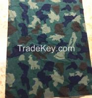 T/C  Polyester &Cotton composite Ripstop Digital Camouflage fabric
