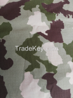 Polyester, Cotton Camouflage Fabric