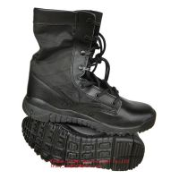 Military Black Supper light weight Training Boot