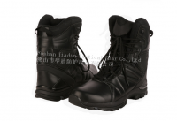 Black color Combat boot, Jungle boot, Training boot, safety boot, short boot