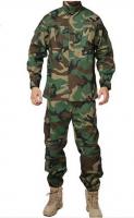 American Woodland Camo./Jungle camo ACU Waterproof Tactical suit, military rip stop uniform
