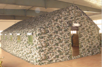 Military camouflage tent, Amy canvas tent, Frame structured tent