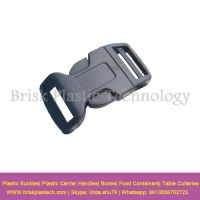 Bag Accessories Standard Plastic Side Release Buckles 10mm, 20mm, 15mm, 25mm, 30mm, 40mm, 50mm, 60mm