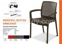 Sedir ENJ Rattan