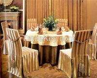 Table Cover, Chair Cover & Napkins