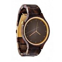 Custom luxury men women wood watch quartz wrist watches