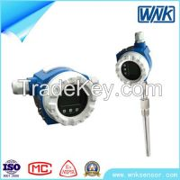 Explosion-proof temperature transmitter with LCD Display