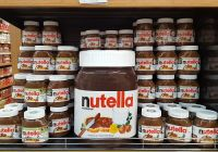 Top Sale Ferrero Nutella 350g with English / Arabi