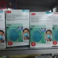 3M 1860 Approved Particulate Respirator (10 per Box)