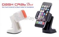 DashCrab DUET - Universal Car Mount Holder for mobile phone (Made in Korea)