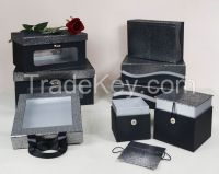 gifts package box & basket , home storage box