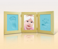 Baby 2D hand and footprints kit