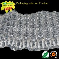 Double sided shock resistant air bag transport protective air inflatable bubble cushion roll wrap bag packaging/air filled bags
