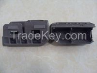 Custom home appliance plastic parts and moulds