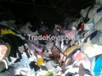 Used Clothes Exporter