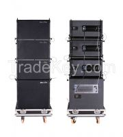 "12"" active line array system with DSP - LA3"