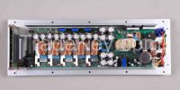 High power 3 channel amplifier with built-in 1in-3out German-made DSP (ALLDSP)