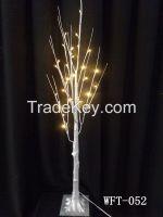 led birch tree cherry bloom , tree lighting , led christmas light