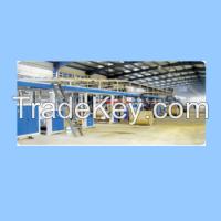 corrugated carton production line