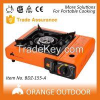portable gas stove, portable camping gas stove, butane gas stove