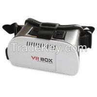 New technology vr box Generation Distance Adjustable VR Box 3D Glasses