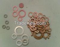 Metal Gasket Ring Joint Gasket Kammprofile Copper Gasket